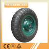 Spain market wheelbarrow pneumatic rubber wheel 3.50-7