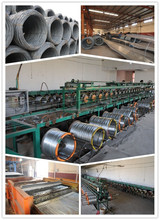 WOVEN SQUARE WIRE MESH STRAIGHTS ROWS FROM HUILONG