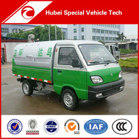 2015 new 4*2 small Self-dumping electric garbage truck for sale