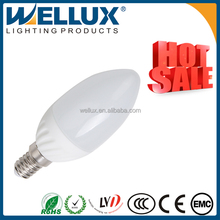 2015 China supplier low price high quality 3W led corn light E14