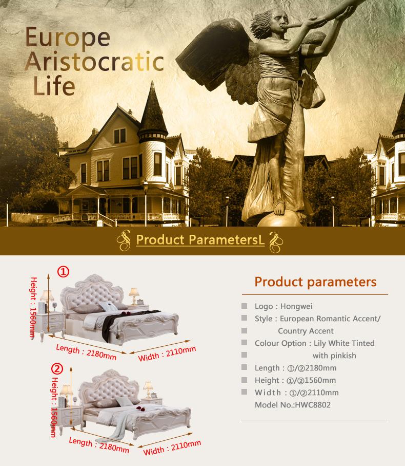 witte romantische hoge opslagcapaciteit franse klassiek meubilair, Meubels Ideeën