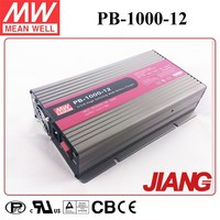 PB-1000-12 Meanwell 1000W 12V Battery Charger with PFC Function