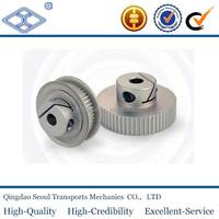 SUSL1-80 JIS standard sus303 module1 80T small stainless steel double hub spur gear