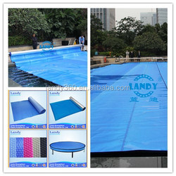 Plastic/hard/safety swimming pool covers for above ground pools