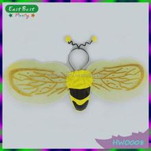 miele di ape ali e antenna fascia costume set