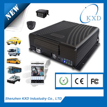High quality full D1 ecurity 1080P VGA 1CH Out HDMI 1CH Out network 4ch Mobile DVR