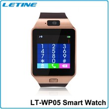 Hand watch mobile phone suppory SIM card GSM, Bluetooth dial wrist watch mobile phone