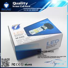 With Cooling Fan led headlight car headlight led car h4 led headlight bulbs---supply by factory
