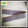 gray color 28AWG 40pin flexible flat cable