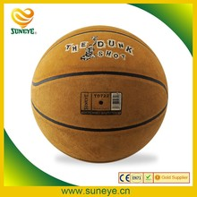 Cheap Custom Made Indoor Leather Basketballs