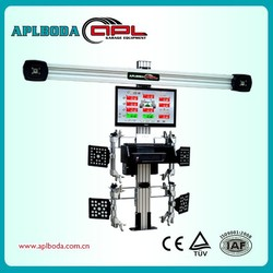 auto parking equipment,launch tlt440w wheel alignment 4 post car lift