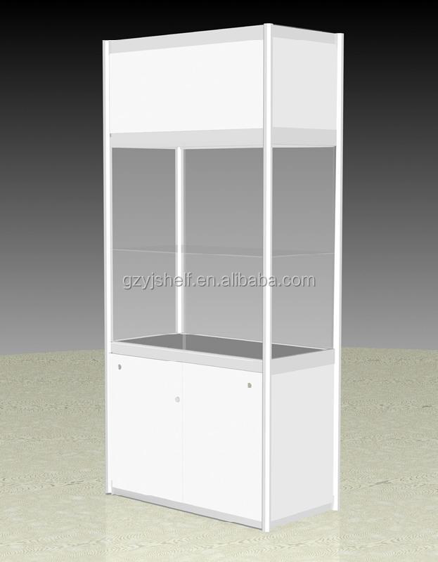 glass wall shelf material mdf tempered glass model no yjz5004 size