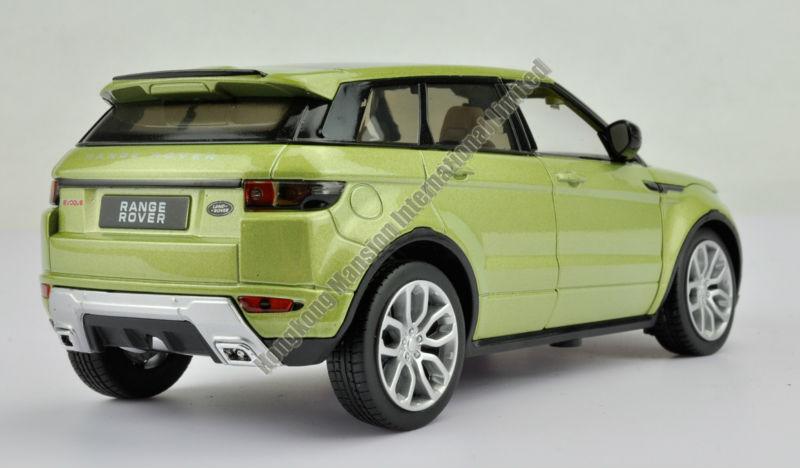 124 Alloy Car Model For Range Rover Evoque-10