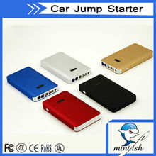 New Arrival Portable Car Jump Starters Batteries Chargers Jumper Cables Power Bank