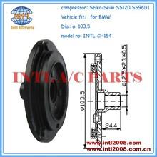 air compressor Seiko-Seiki SS120 SS96D1 clutch hub for BMW /Seiko Seiki clutch plate /disc for BMW dust cover --China supplier