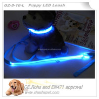 Innovative chinese products in dog lead with led dog leash
