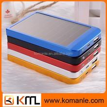 portable solar power bank,enjoy your power everywhere