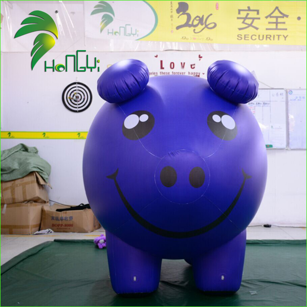 inflatable pig (7)