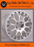 """18"""" 19"""" and 20"""" hyper silver forged aluminum alloy wheel rims"""
