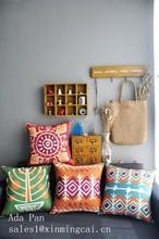 18inch indoor pillow custom design home decor printed throw pillow