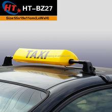 2015 Auto car parts led signal taxi light boxes