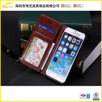 BSTLFF-JLJS008 High Quality The Most Popular Portfolio Hardcover Charming Custom leather portfolio case for iphone 5