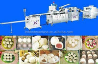 LHSM-11 frozen steam bun / Baozi/chinese bun production line