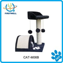 Top selling small cat tree house cat bed cat scratcher