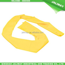 Yellow extra light latex rubber bands