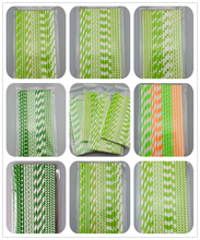 Party Supplies Party Bags Party Mix Packing Paper Straws