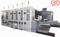 GIGA LX-308N Paper Cup Flexo Printing Packaging Corrugated Machinery Price