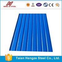 galvanized corrugated roofing sheets coloring sheet structural steel