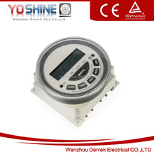 Digital Multipurpose ON/OFF Daily & Weekly Timer : Model: TM-619-2, 5 Pins NO/NC