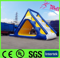 lake inflatable water slides aqua cheap inflatable water slides for sale