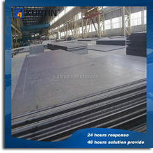 factory price steel plate hs code for metal construction