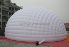 Fashionable Advertising photo booth room Bubble inflatable mobile office