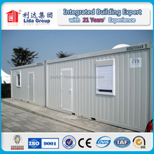 40FT Steel prefabricated container home