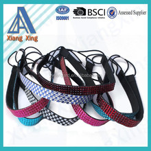 Fashion Multicolor cool novelty products rhinestone elastic hair band