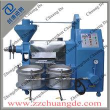 2015 CE approved new type automatic oil producing machine oil making machine/oil presser/screw oil press machine (6YL-A series)