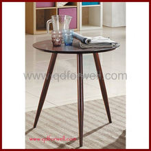 fashion design Natural clear lacquer bar pub table for out door Birthday wedding party