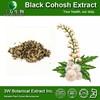 Medical Grade Cimicifuga Racemosa Extract Powder/Black Cohosh PE./High Quality Black Cohosh P.E.