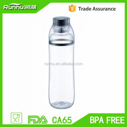 Fashion filtered water bottle customized sports bottle RH204-700