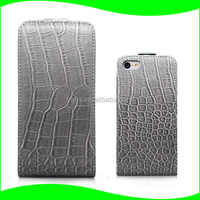 For iPhone 5C Case Waterproof Flip PU Leather Phone Case