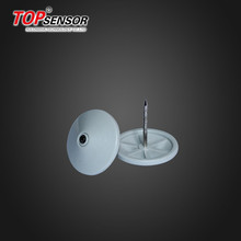 eas plastic round pin for hard tag /security tag pin