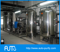 Activated Carbon Filter Water System Chemical Plant Consultant