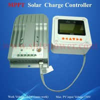 12V/24V Solar Panel Controller, Solar Panel charge regulator, Solar 10A Charge controller