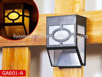 hot sale garden light up and down solar led wall light