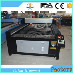 NC-C1520 china supplier 3d co2 laser cutting machine chinese machines for wood