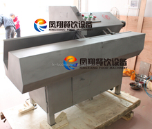 FC-42 industrial automatic beef steak chopping machine (SKYPE: wulihuaflower)