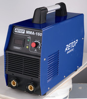 MMA-200R high quality CE mosfet inverter projection welding machine